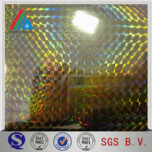 Moisture barrier packaging Holographic Film