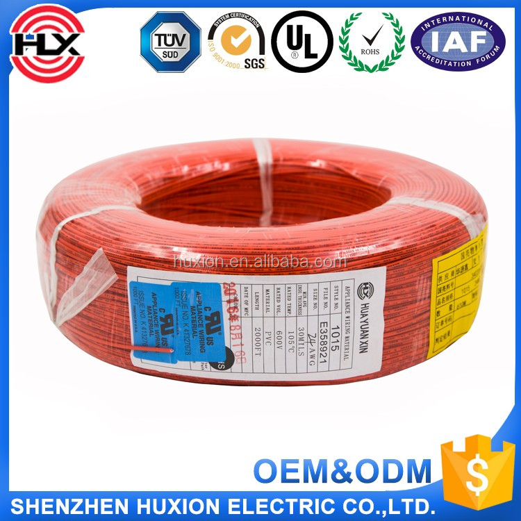 16 gauge electrical wire 26*0.254 electrical cable prices sale copper wire cable