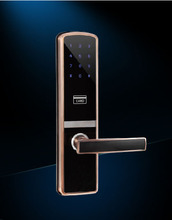 LED Touch Screen High Security Digital Code Door Lock