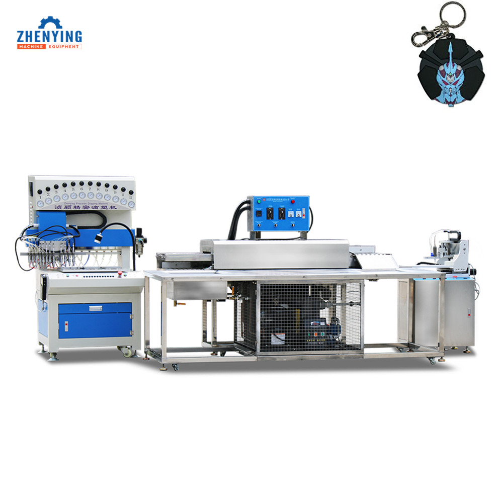 Hot Sale PVC Dispensing Machine For Keychain