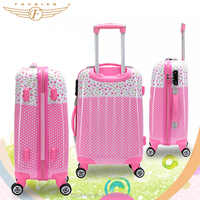 High Quality Machine Grade Custom Luggage