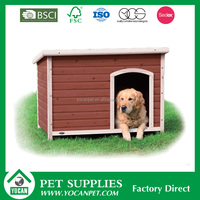 high quality Crafts Well-designed painted wooden dog kennel