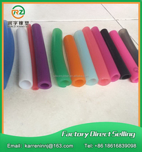 Quality primacy cheap portable rubber industrial silicone crystal tube
