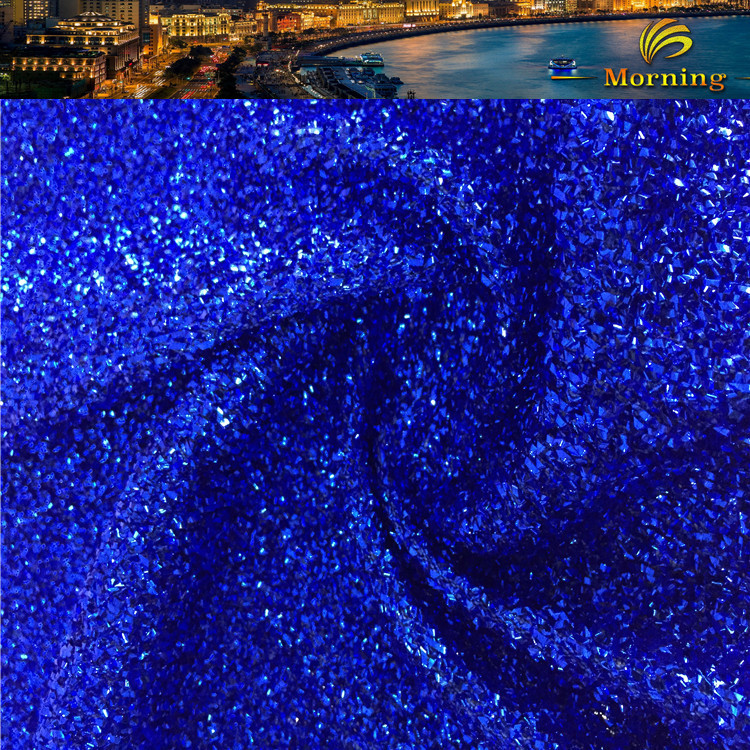 Composition Of Lurex Yarn Fabric For Wedding Party Carnival Christmas Decor Fabrics