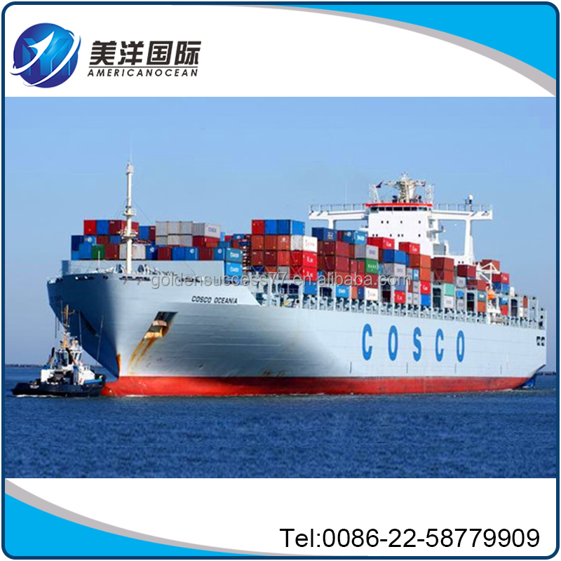 forwarder shipping ocean freight rate Tianjin to USA Canada America Australia Spain Germany UK England France