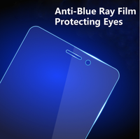 anti-scratch japan blue film glass screen protector for Samsung Galaxy A9/A8/A7/S7/S6