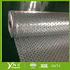 Aluminum foil punched hole EPE foam heat insulation