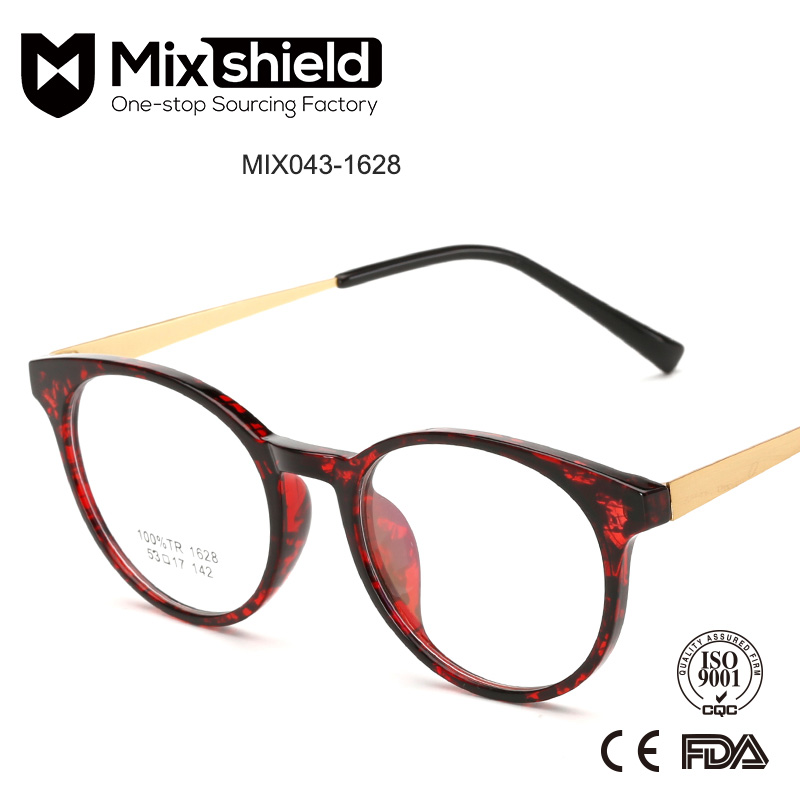 TR90 Lightweight Material Optical Eyewar Frame for Gentleman
