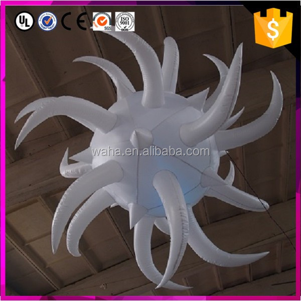 Custom giant inflatable star, giant inflatable replica, inflatable floating advertising balloon