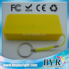 hotsell silicon power bank 5600