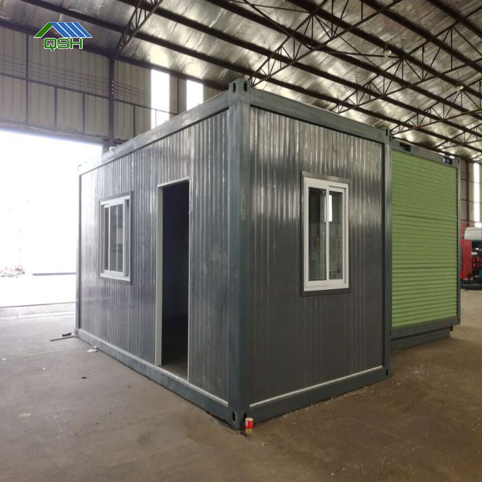 prefabricated luxury modern cheap prefab homes usa/south america complete low cost