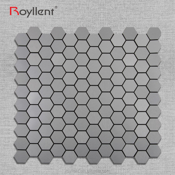 Rhombus Sliver-White Mosaic tile Modern Kitchen Bathroom Home Decoration Design Building Materials China Supplier RM201632