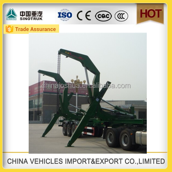 wearhouse side lifter export angola 10 ton knuckle boom truck mounted crane