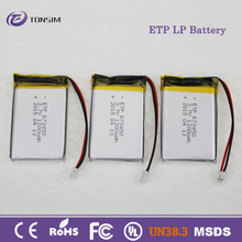 china battery manufacturer 36v lithium ion battery pack for ebike 4000mah ac delco battery