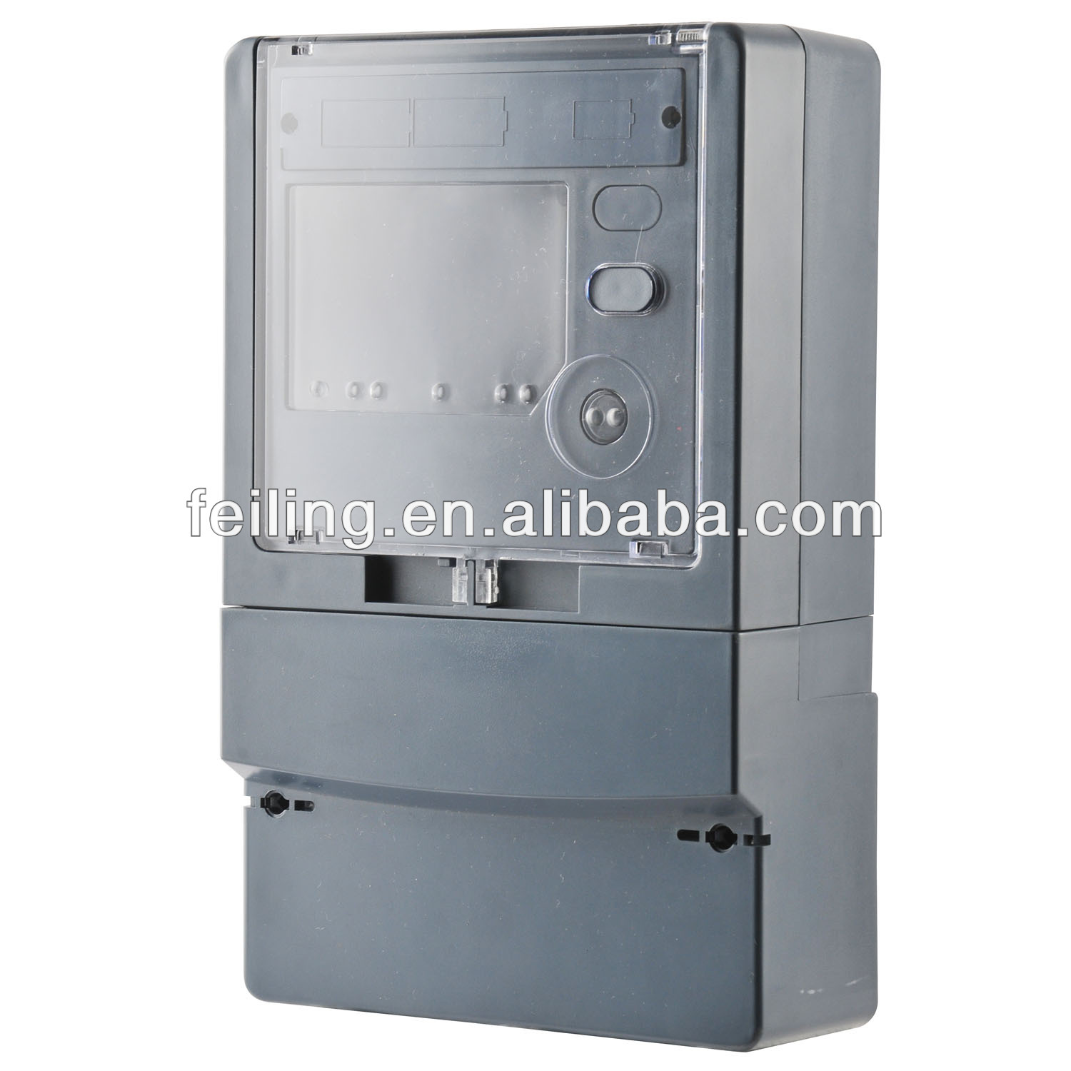 China supplier smart meter Cixi feiling DTSD-036 Three-phase electrical junction box