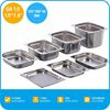 Big Stainless Steel Tray for Cake Catering Food