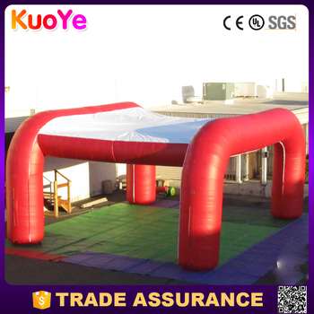 2016 guangzhou large inflatable trade show tent