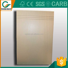 American standard Birch wood kitchen cabinets sliding doors made in China
