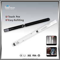 2015 manufacture wholesale Buddy bud touch vape pen rechargeable electronic hookahs