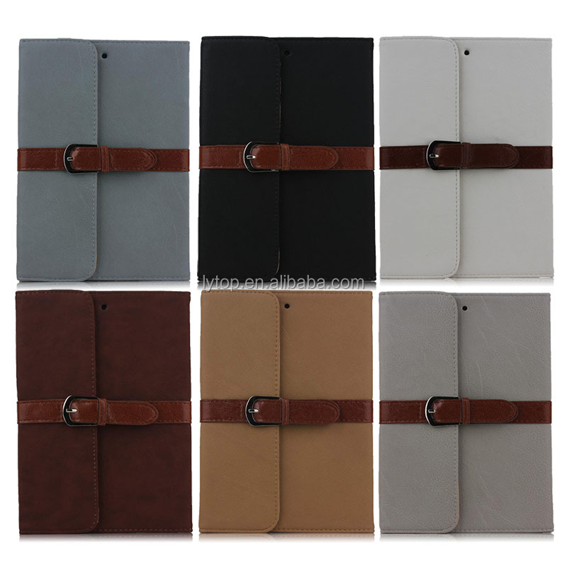 Business Fashion Briefcase PU Leather Case For Apple iPad Mini 4
