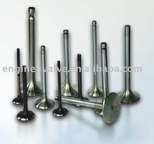 intake & exhaust valve for automobile
