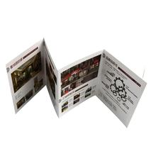 Promotion cheap customize printing flyers leaflets brochure pamphlet