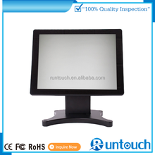 Runtouch 15 vga mini notebook touch screen computer for hotel