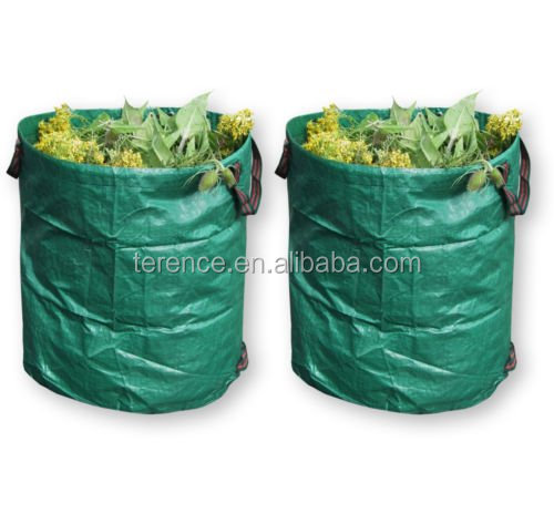 Heavy Duty pop up Garden plastic Waste Bags