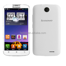 5 Inch Rooted Supported Multi-language Lenovo A560 Android Phone 4.3 Quad Core