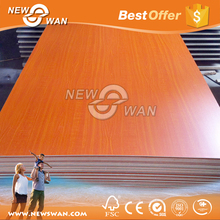 18mm Melamine MDF / MDF Board Price