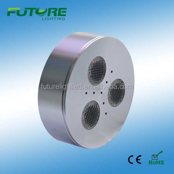 12VDC high lumen dimmable led mini flat puck light
