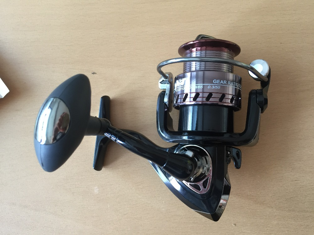 Hot Sale Fishing Rod And Reel Combo 9 1bb Spinning Fishing