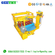 QMY4-30A Complete set of concrete brick machine block production line with good price