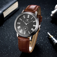 297 Unique Design Cheap Price Watches Men Waterproof High Quality Real Small Dial Wrist Watch