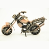 Wholesale Alibaba handmade iron motorcycle model new welding 3d motorcycle models for promotion