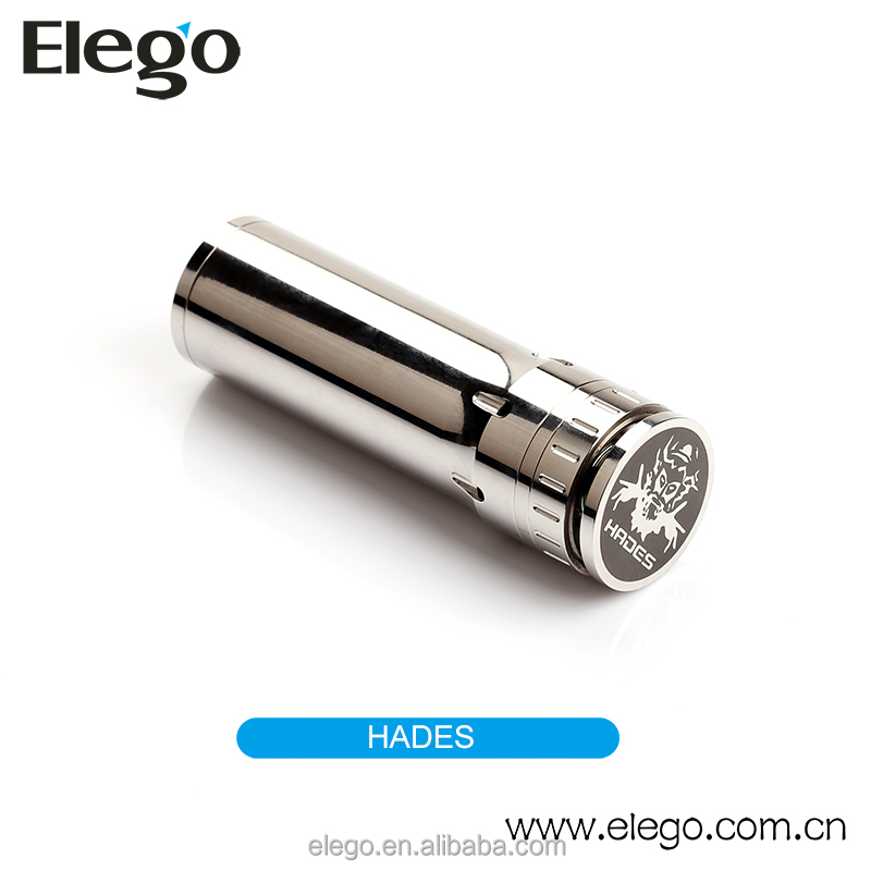 For 26650 battery! New arrival Hades Mod V4 with newest airflow control technology