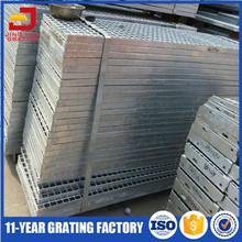 Press-Locked Steel Bar Grating Serrated Grating