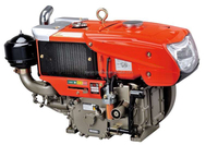 single cylinder diesel engine professional manufacturer agricultural machine, hp10-16, CC125/CC140/CC160