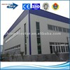 light gauge prefabricated steel construction warehouse factory building