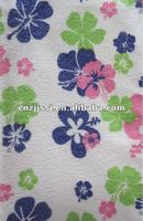 Microfiber heat transfer printed cleaning cloth& towel