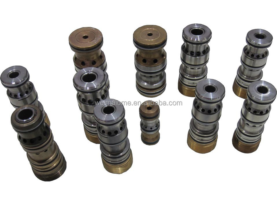 high precision cnc turning machining valve core