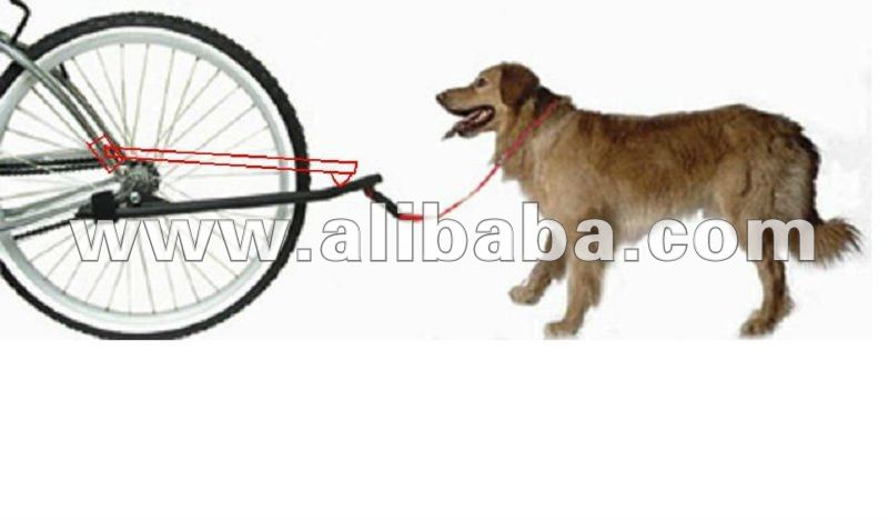 bicycle dog lead