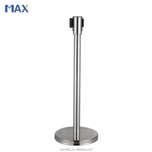GZ MAX LG-A3 Stainless Steel Retractable Crowd Control Barrier