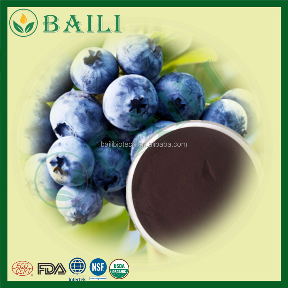 Raw material Vaccinium Oxycoccus Pigment powder healthcare supplement