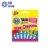 Get free sample ASTM 4 color wax crayon oil pastel set in bulk