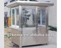 COMA security guard houses/kiosk booth factory