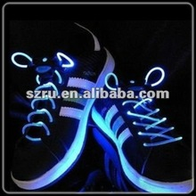 2012 new magic led shoelace for christmas decoration