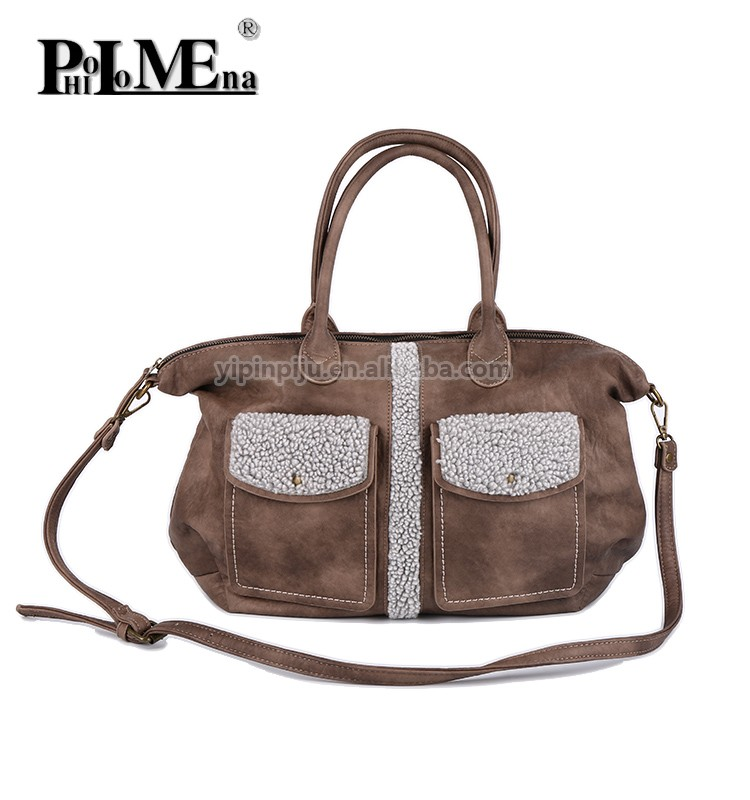 PHILOMENA tote lady elegant canvas high quality bag 2016 newest designer