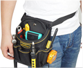 Hot sell ladies gardening tools small waist bag, tool belt bag promotional