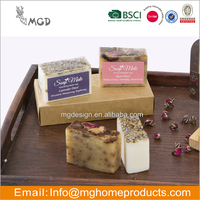 Flower Series Set Natural Handmade Soap